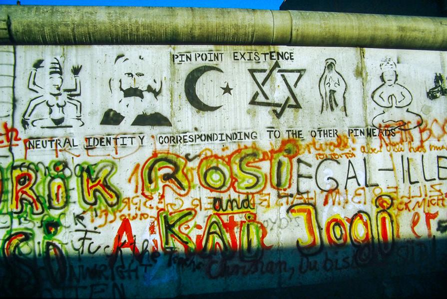 Graffiti on the Wall 43