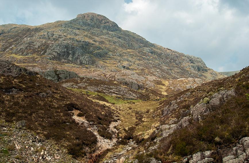 Stob Coire Raineach, Glencoe