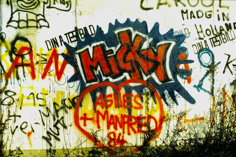 Graffiti on the Wall 13