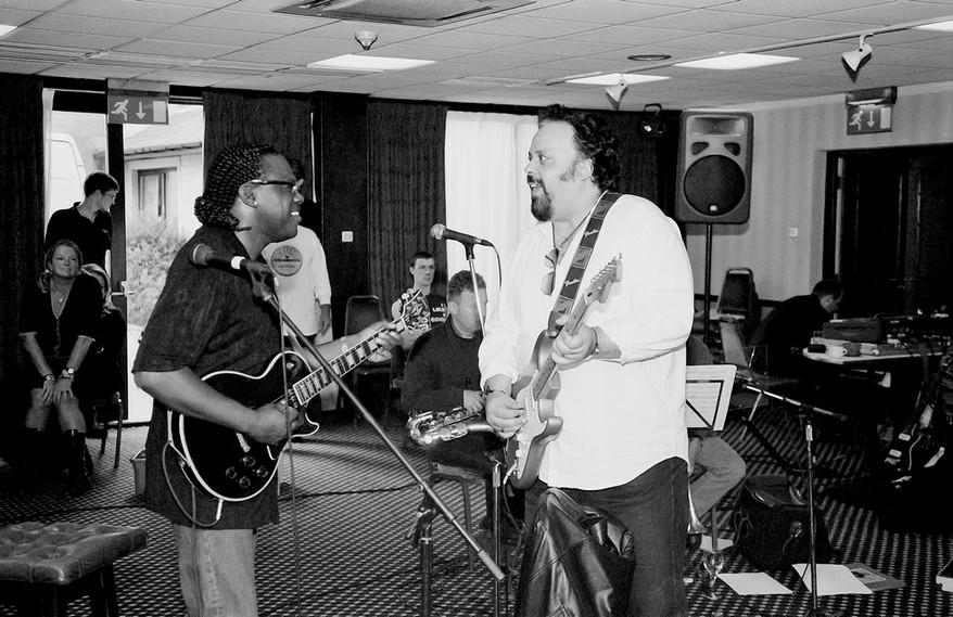 12 - Joe Louis Walker & Otis Grand
