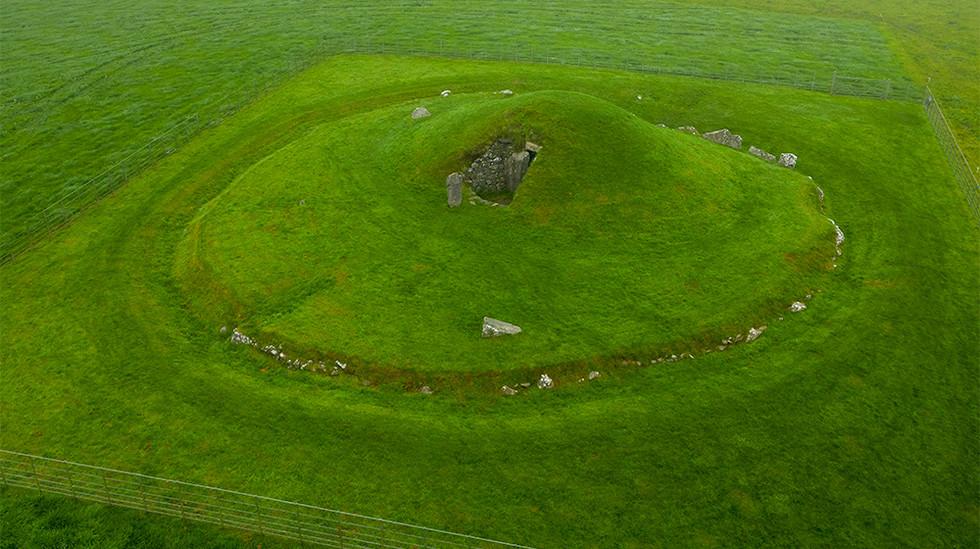 Bryn Celli Ddu Neolithic Burial Chamber 03