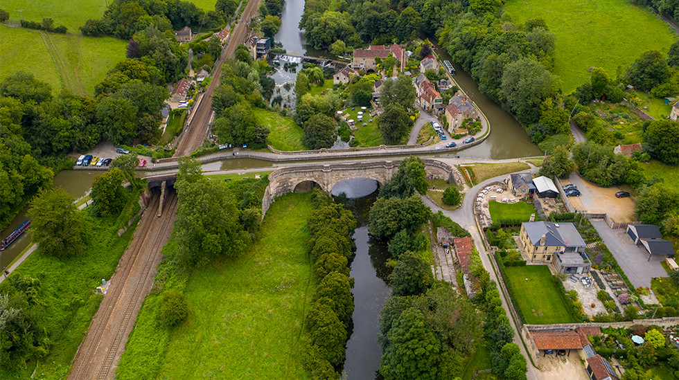 Avoncliff Viaduct 10