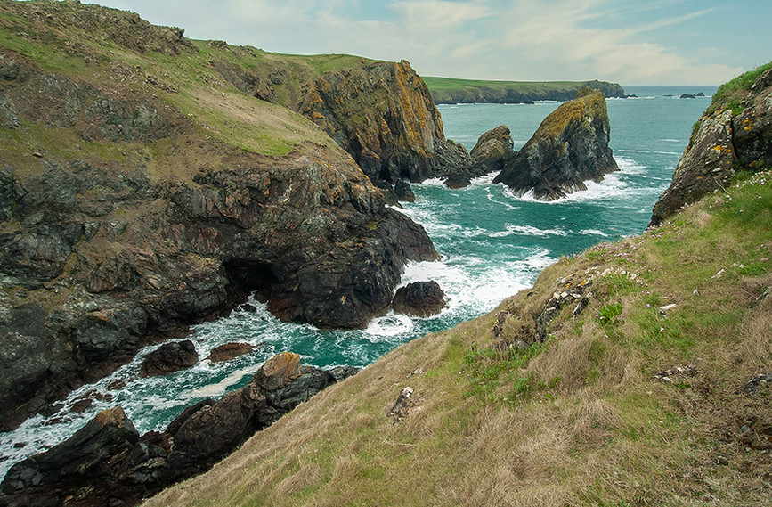 View of Kynance Cove 04