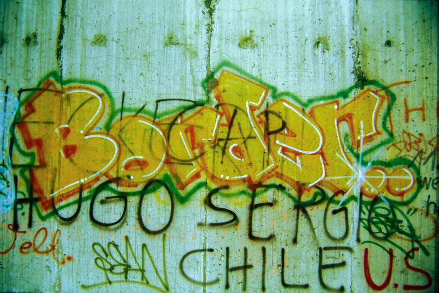 Graffiti on the Wall 31