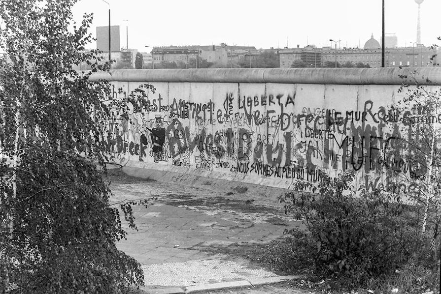 Graffiti on the Wall 50