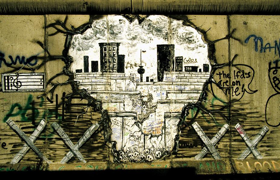 Graffiti on the Wall 01