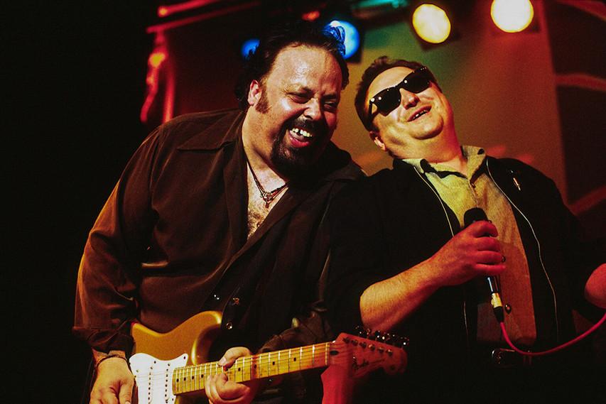 Otis Grand & Sugar Ray Norcia 02