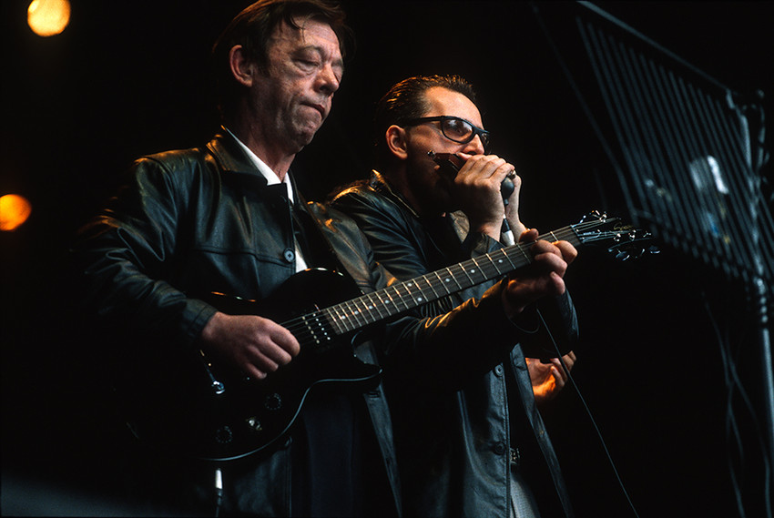 Johnny Whitehill & Paul Lamb 02