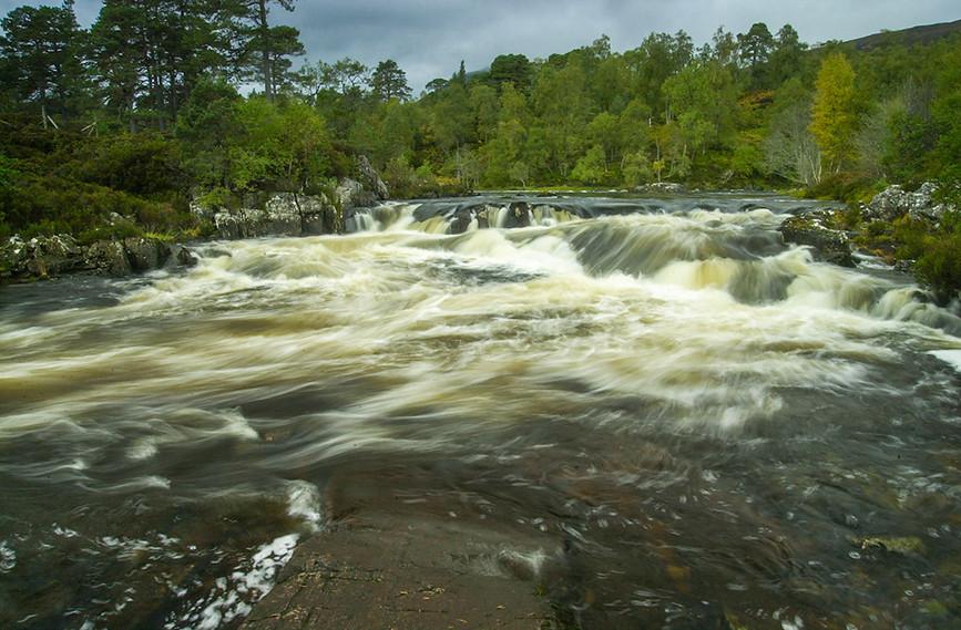 Garbhuisge Falls 09