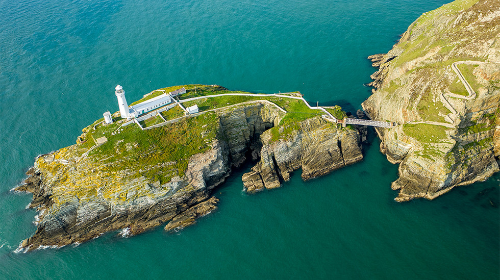 South Stack Lighthouse, Anglesea 04