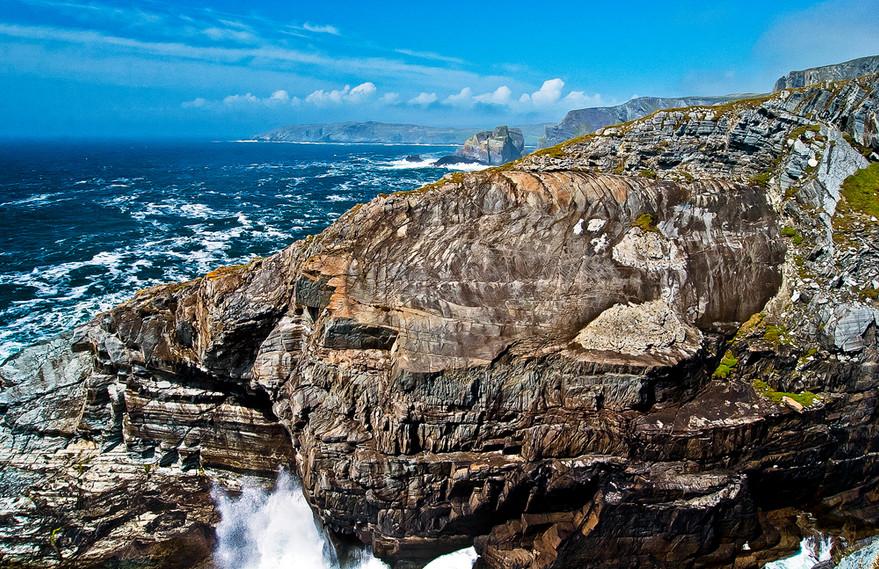 Irish Coastline, Mizen Head, County Cork