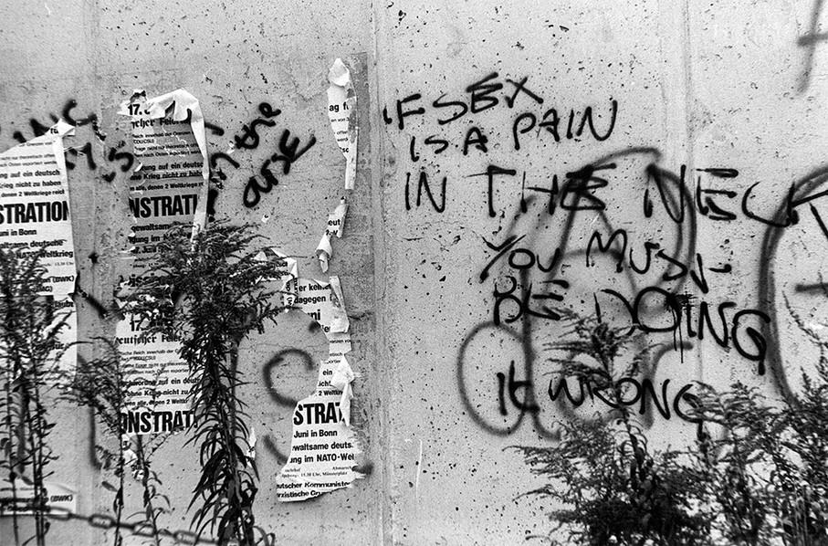 Graffiti on the Wall 05