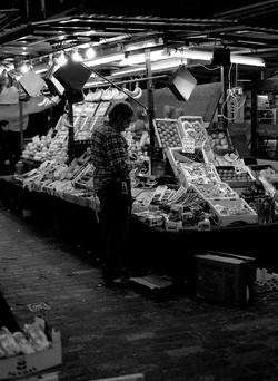 Soho Market Stall