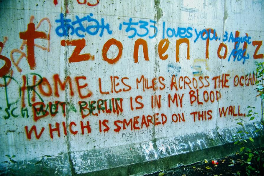 Graffiti on the Wall 49