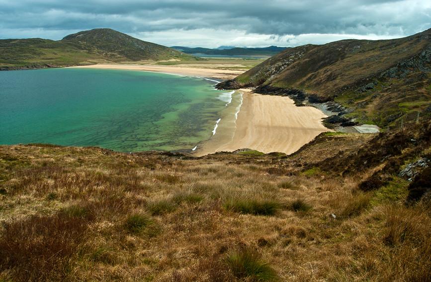 Isolated beach, Horn Head, Co Donegal, I