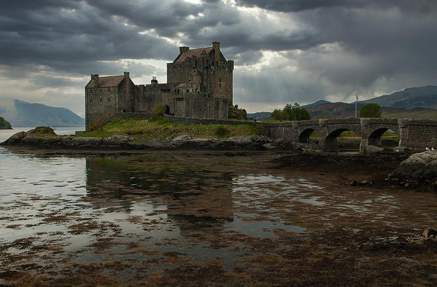 Eilean Donan Castle 07