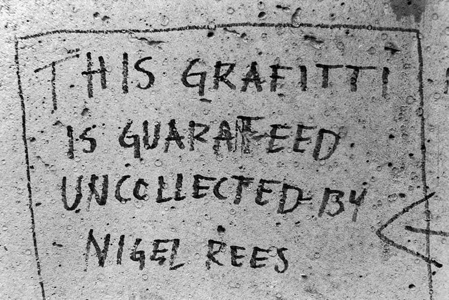 Graffiti on the Wall 39