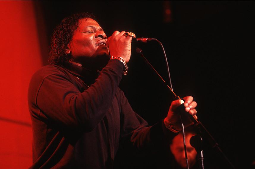 Roy Walker (fronting Otis Grand) 03