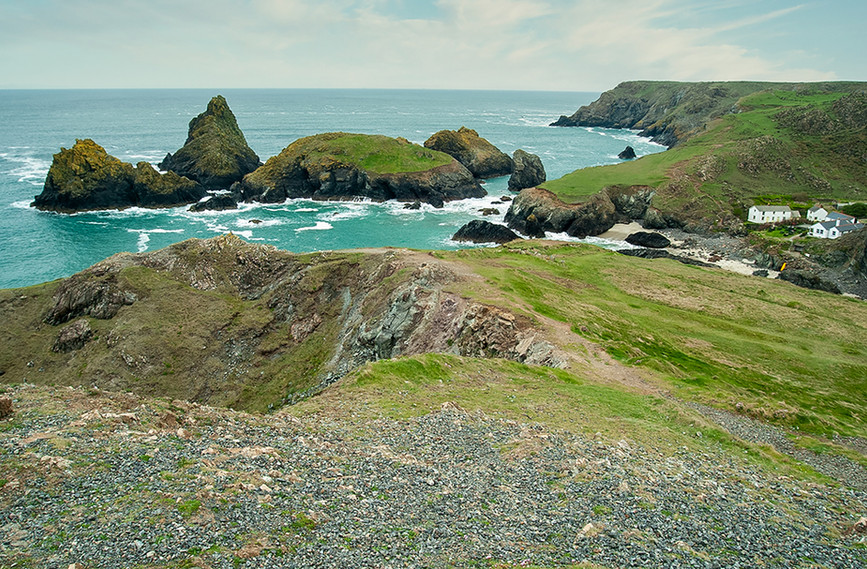 View of Kynance Cove 11