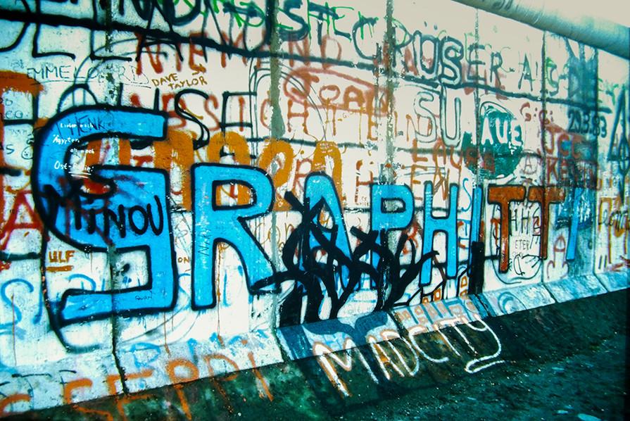 Graffiti on the Wall 45