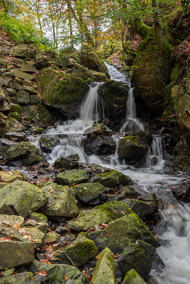 Tom Gill Waterfalls in Glen Mary 05