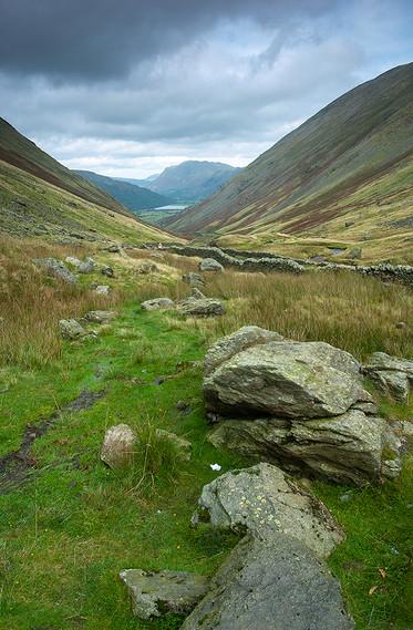 Kirkstone Pass towards Brothers Water 06