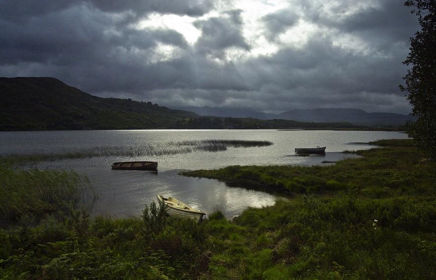Lough Caragh & Macgillycuddy's Reeks, Iv