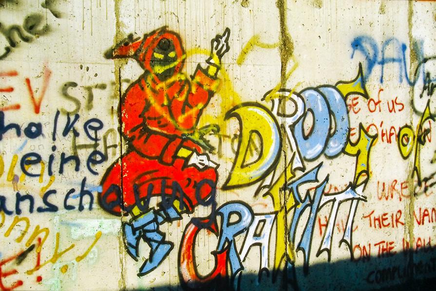 Graffiti on the Wall 20