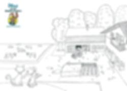 Minz und das Geheimnis von Ostern - Minz und Nala und Bauernhof