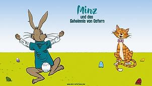 Minz und das Geheimnis von Ostern - Minz und Nala