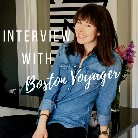 My Boston Voyager Interview