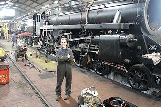 Ryan appears in The Railway Magazine.JPG