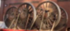Hagley Hall's reprofiled wheels back at