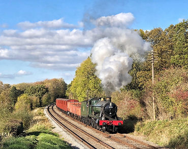 6990 Witherslack Hall joins Op Santa cre