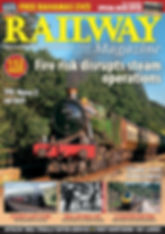 The Railway Magazine subscription offer