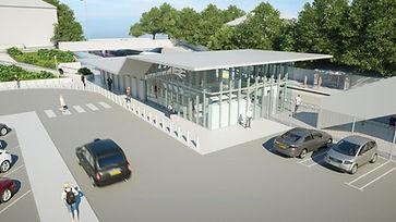 Kidderminster station redevelopment.jpg