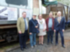 Mayor of Bewdley visit.JPG