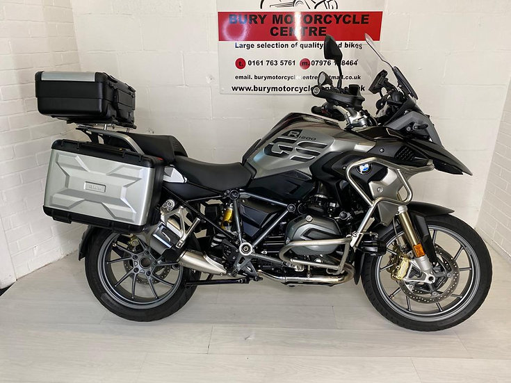 BMW R1200 GS TE Exclusive