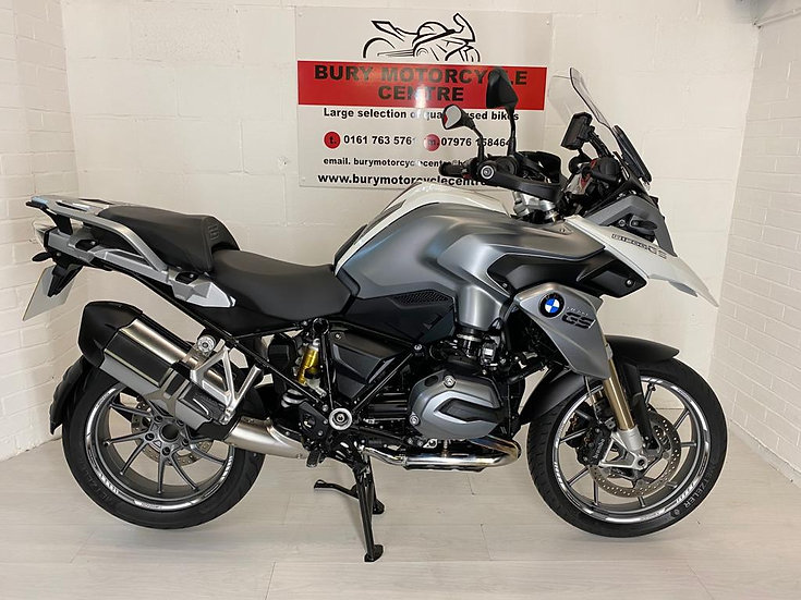 BMW R1200 GS TE Alpine ABS