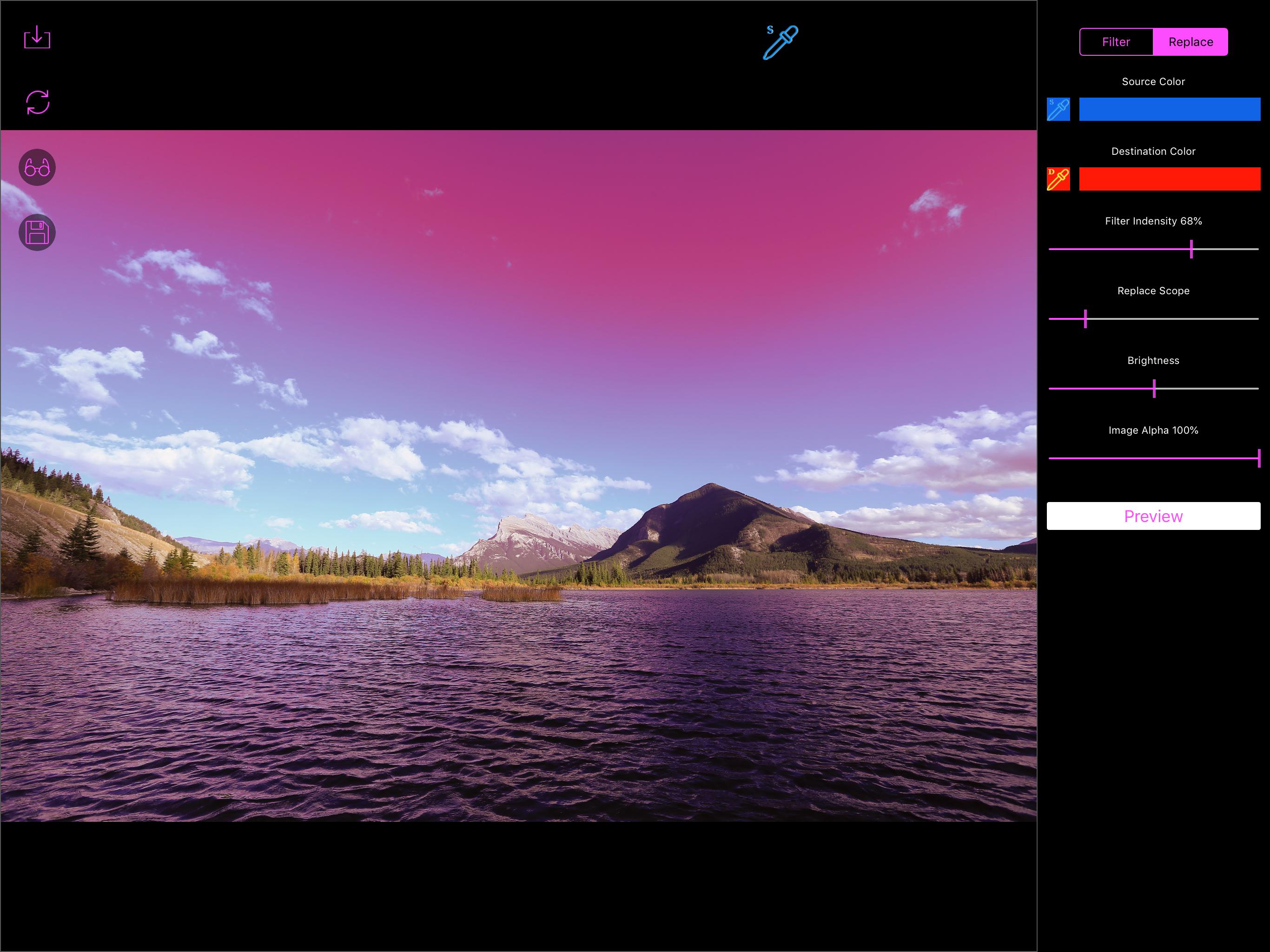 Simulator Screen Shot - iPad Pro (12