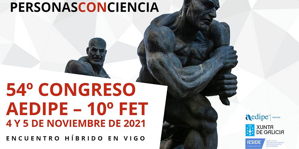 54º Congreso de AEDIPE