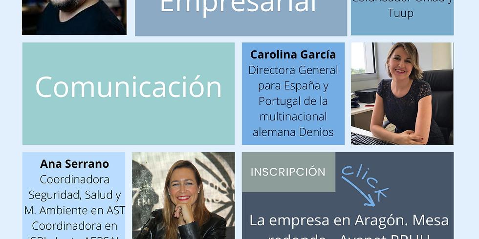 La empresa en Aragón