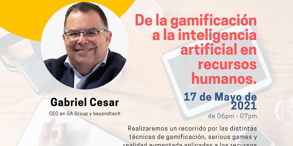 De la gamificación a la inteligencia artificial en RRHH