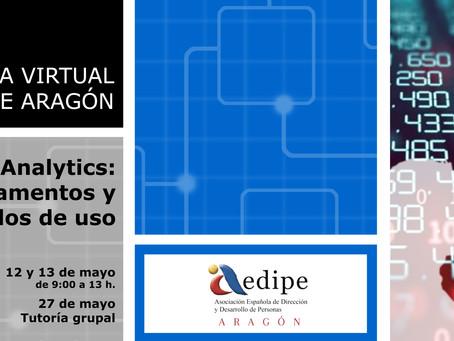 AULA VIRTUAL AEDIPE ARAGÓN - HR Analytics