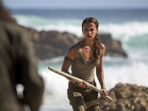 Want to Look Like Lara Croft? Get Tomb Raider Fit with Strength Training and Good Nutrition!
