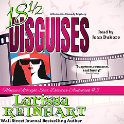 18 1/2 Disguises, Maizie Albright Star Detective 5/7 audiobook