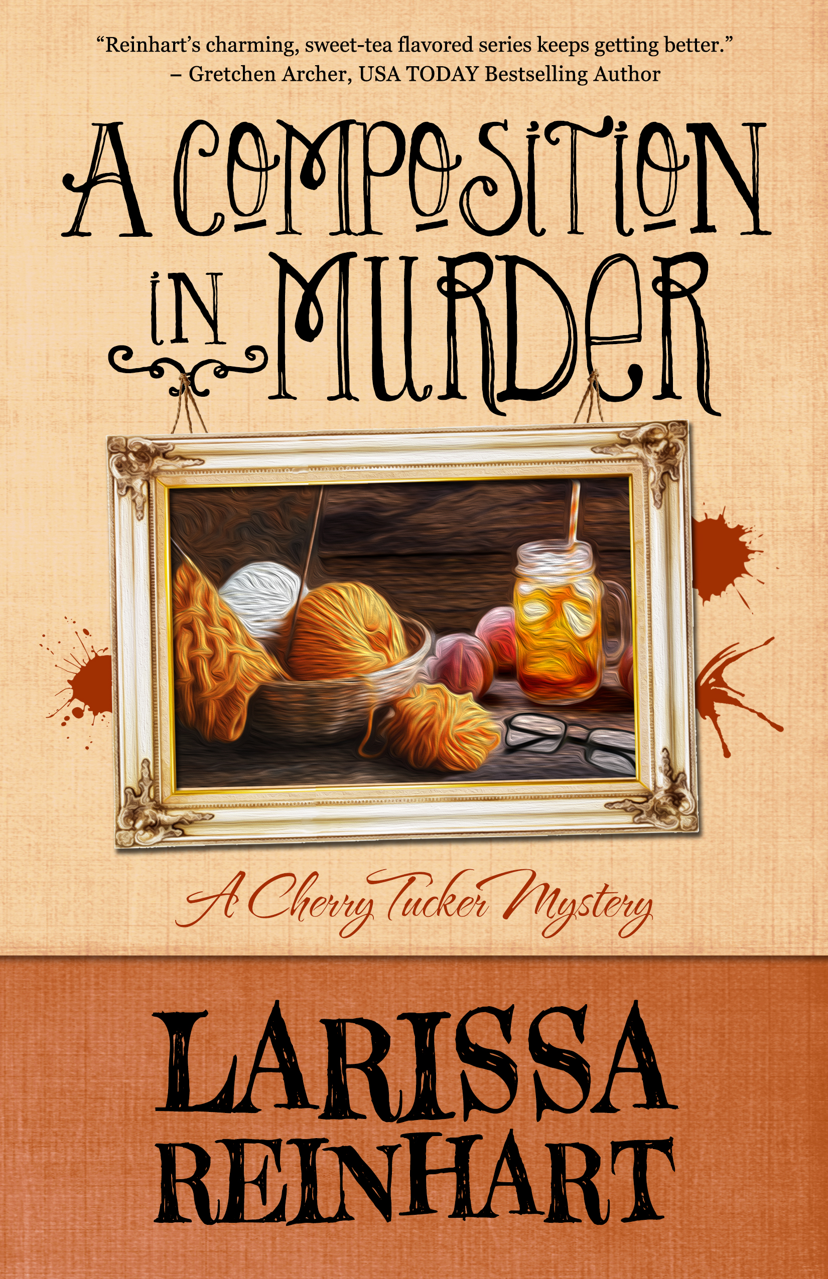 A Composition in Murder, a Cherry Tucker Mystery #6