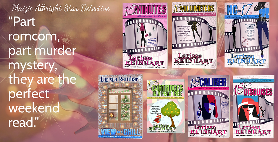 Maizie Albright Star Detective series