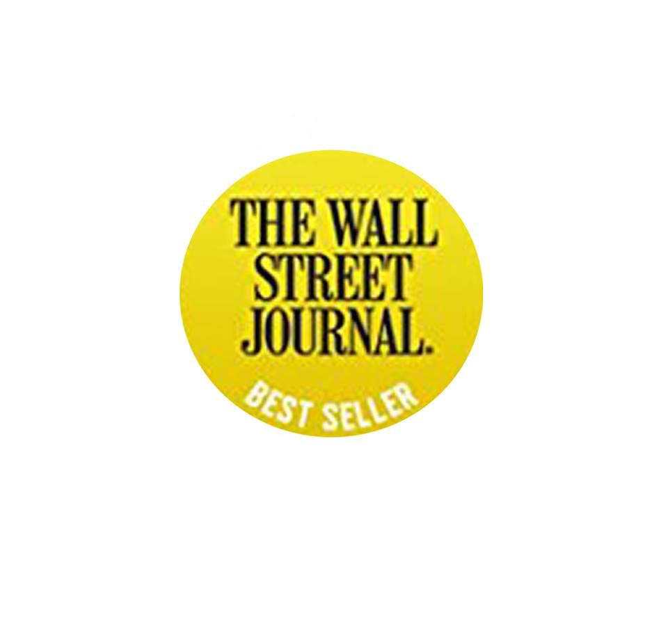 WSJ bestseller seal
