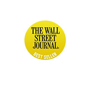 Wall Street Journal best seller seal